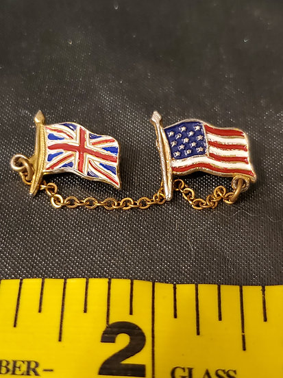 WWII SWEETHEART JEWELRY UK USA