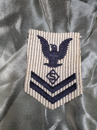 WWII US NAVY WAVES SPECIALIST RATE PATCH