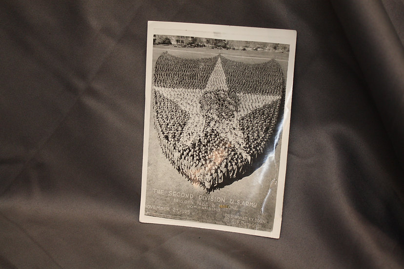 Second Division US Army Photograph