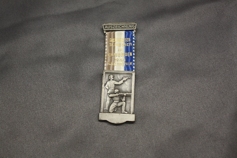 WWII Era Swiss Shooting Competition Medal
