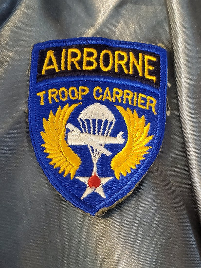 WWII US AIRBORNE TROOP CARRIER PATCH