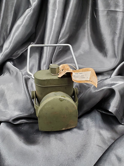 WWII BRITISH FLASHLIGHT