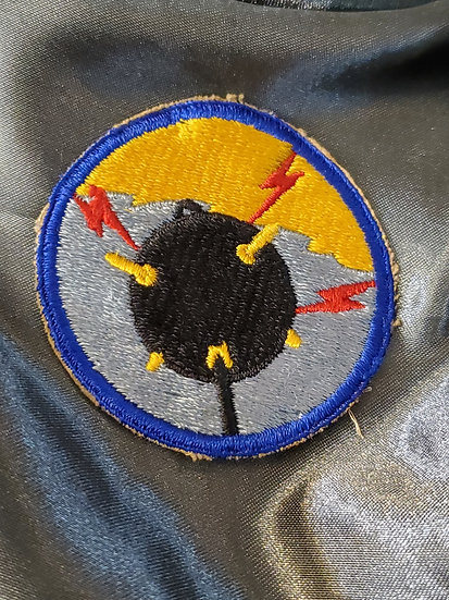WWII US MINESWEEPER PATCH