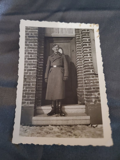 WWII GERMAN LUFTWAFFE PHOTOGRAPH