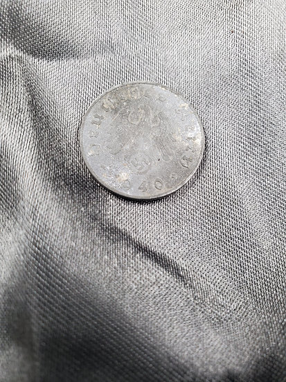 WWII GERMAN COIN