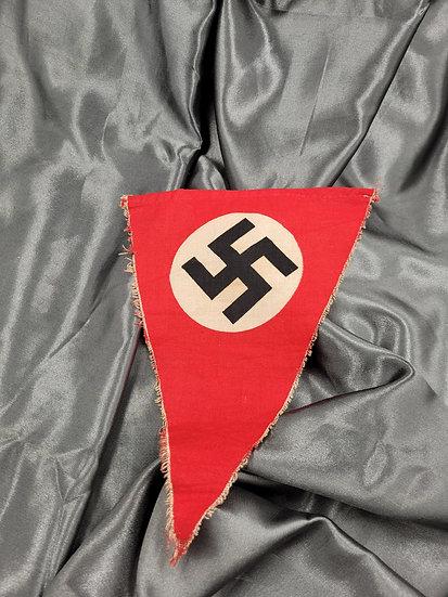 WWII GERMAN PENNANT