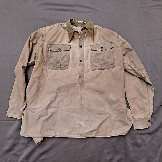 WWII GERMAN TROPICAL SHIRT