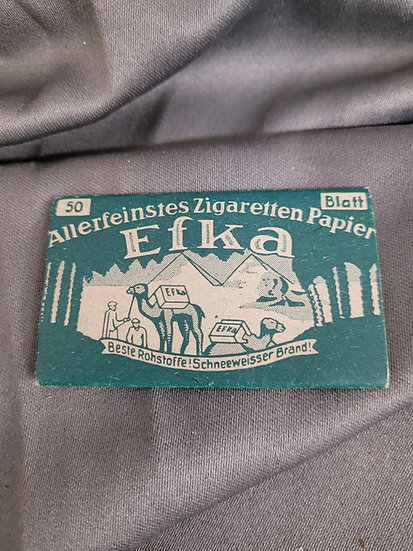 WWII GERMAN CIGARETTE ROLLING PAPER