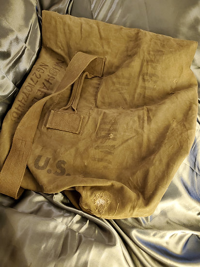WWII US DUFFLE BAG