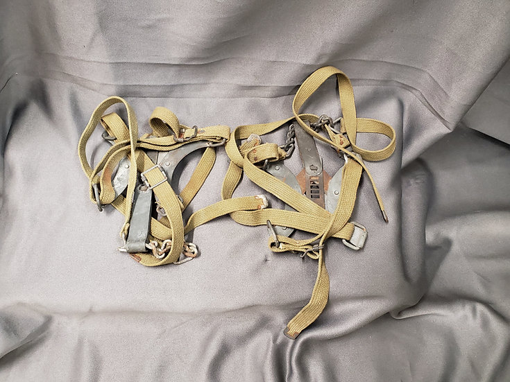 WWII US ICE CRAMPONS