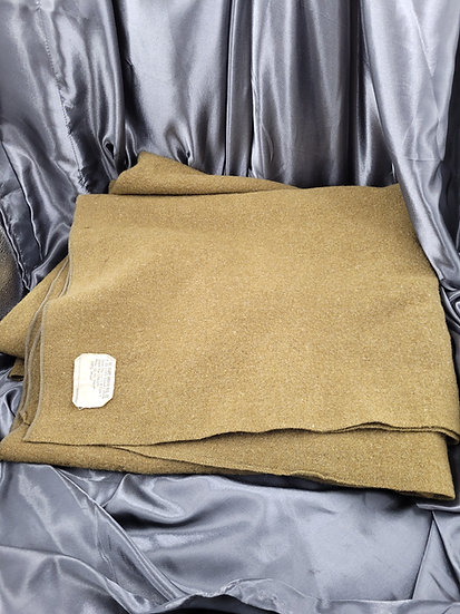 WWII US ARMY BLANKET
