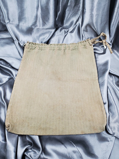 WWII US AMERICAN RED CROSS DITTY BAG