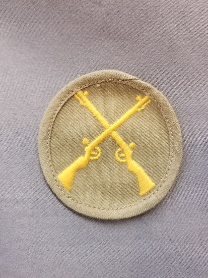 WWII GERMAN ARMY TROPICAL WAFFENMEISTER TRADE BADGE