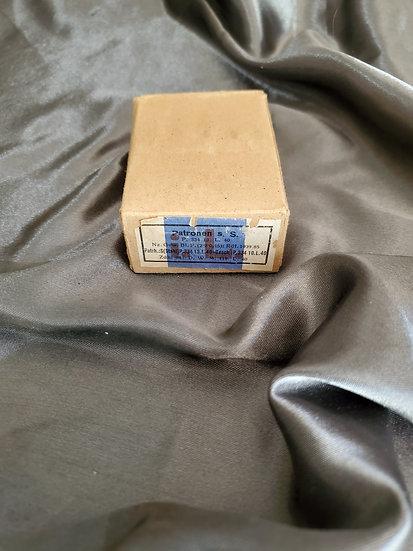 WWII GERMAN K98 STRIPPER CLIPS AMMUNITION BOX