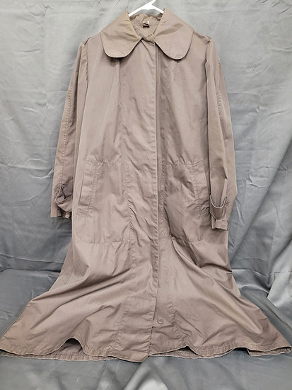 KOREAN WAR ERA WOMEN RAINCOAT