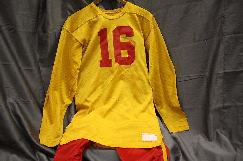 1950's Parris Island USMC Football Uniform