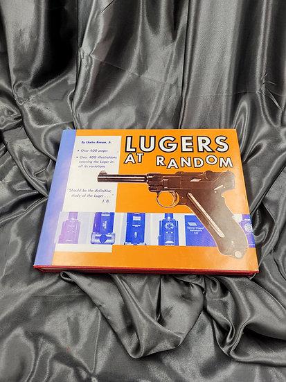 BOOK: LUGER AT RANDOM
