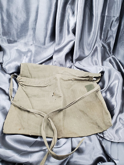 WWII AMERICAN RED CROSS SOLDIERS DITTY BAG