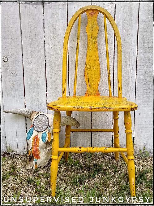 Boho inspired Chair