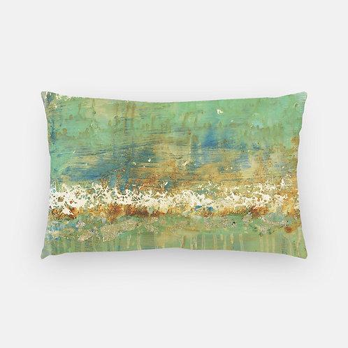 Lumbar Pillow - Barcelona Print