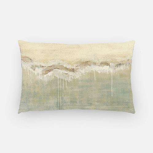 Lumbar Pillow - Baths Print