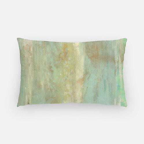 Lumbar Pillow - Cape Eleuthera Print