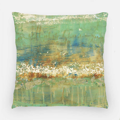 Square Pillow - Barcelona Print