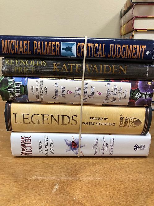 Palmer, Vaiden, Pilcher, Silverberg
