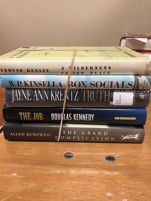 Keeley, Kinsella, Kennedy, Kurzweil