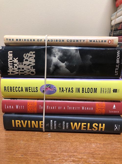 Waller, Wouk, Wells, Witt, Welsh