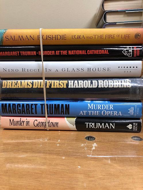 Rushdie, Truman, Robbins, Ricci