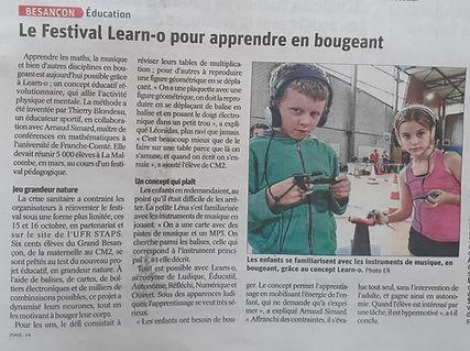 Learn-O Besançon