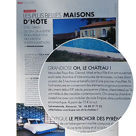 Oh le chateau! in Elle Magazine.jpg