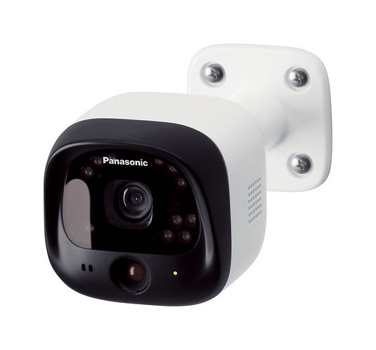 Panasonic KX-HNC600EW Smart Home Security Outdoor Camera