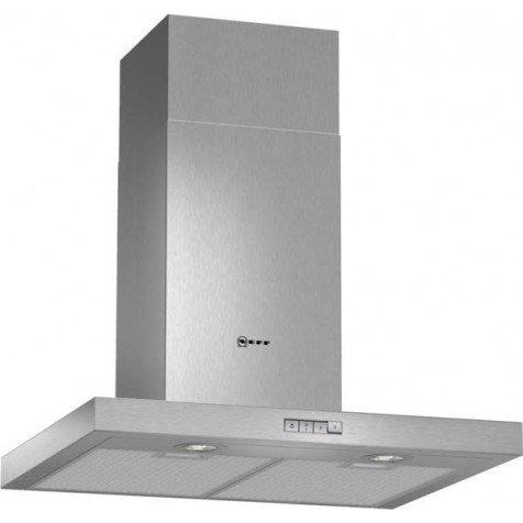 Neff D76SR22N0B 60 cm Chimney Cooker Hood - Stainless Steel