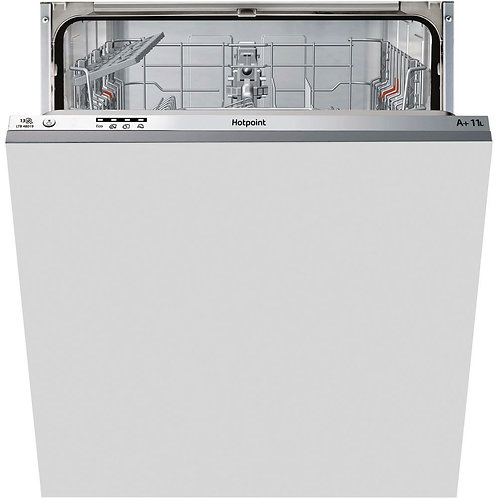 HOTPOINT Aquarius LTB4B019 Full-size Integrated Dishwasher