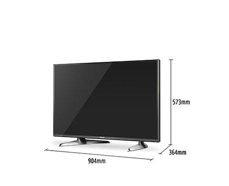 Ex Rental Panasonic TX40DX600 4K LCD TV