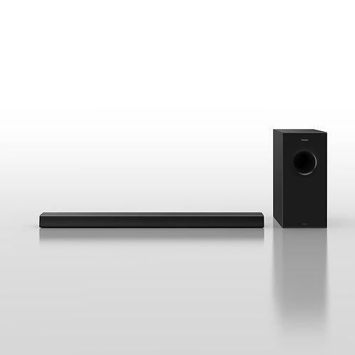Panasonic SC-HTB600EBK 2.1Ch Soundbar & Wireless Subwoofer Dolby Atmos & DTS:X