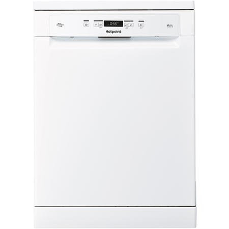 Hotpoint HFC3C26WCUK Standard Dishwasher - White - A++ Rated