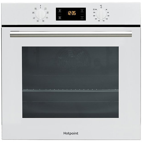 Hotpoint Class 2 SA2540HWH Built In Electric Single Oven -White