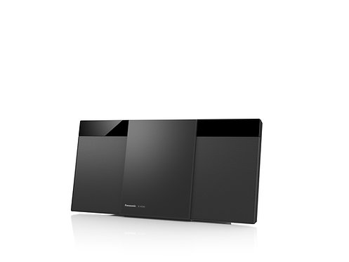 PANASONIC SC-HC302 Bluetooth Flat Panel Hi-Fi System - Black