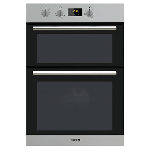 Hotpoint DD2540IX 60cm Electric Built In Double Oven