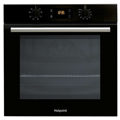 Hotpoint Class 2 SA2540HBL Built In Electric Single Oven - Black