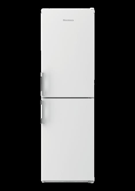 Blomberg KGM4553 Frost Free Fridge Freezer - White - A+ Energy Rated