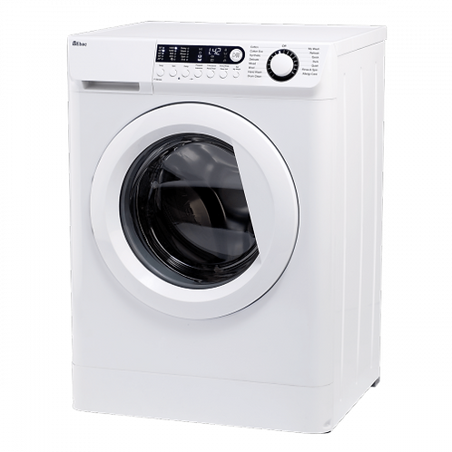 Ebac AWM96D2H-WH 9kg, 1600 Spin, A+++, Dual Fill, Digital Washing Machine