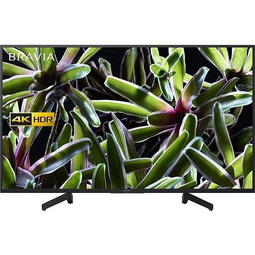 """Sony KD49XG7093BU 49"""" 4K UHD SMART TV"""
