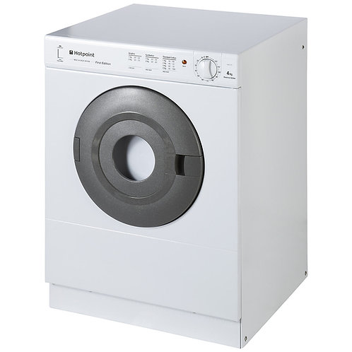 Hotpoint V4D01P 4KG Compact Dryer