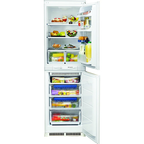 Hotpoint HM325FF2 Built In 50/50 Frost Free Fridge Freezer