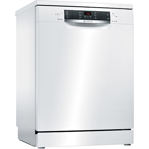 Bosch SMS46MW02G Full Size Dishwasher