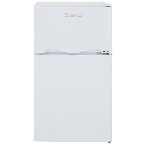 Lec T50084W 50cm Under Counter Fridge Freezer